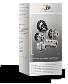 Reel-Maschinenbau-Broschüre