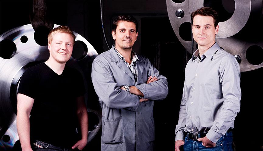 Reel-Maschinenbau-Mitarbeiter-Kupplung